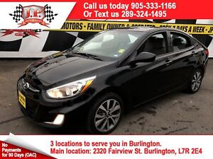 2017 Hyundai Accent LE, Automatic, Power Sunroof, Heated Seats