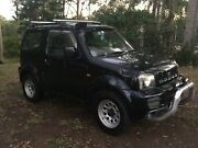 2011 Suzuki Jimny Sierra Karana Downs Brisbane North West Preview