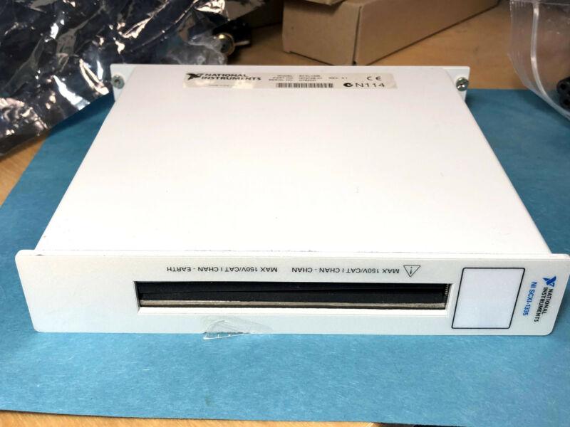 National Instruments NI SCXI-1335 Terminal Block for SCXI-1129 8x32 Matrix