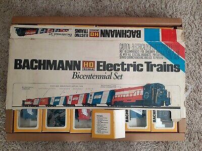 Bachmann HO Scale Electric Trains/ Bicentennial Set