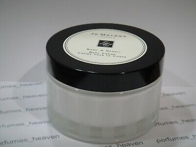 Jo Malone London  BASIL & NEROLI  Body Creme Cream 5.9 oz Full Size   Full Body Cream