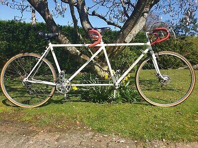 Tandem bike - Chas Roberts - vintage 1970s/1980s