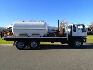 Hino 6X4 Automatic Water Truck Welshpool Canning Area Preview