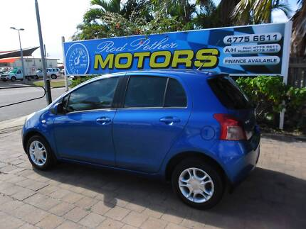 2006 Toyota Yaris Hatchback ( Automatic ) Mysterton Townsville City Preview