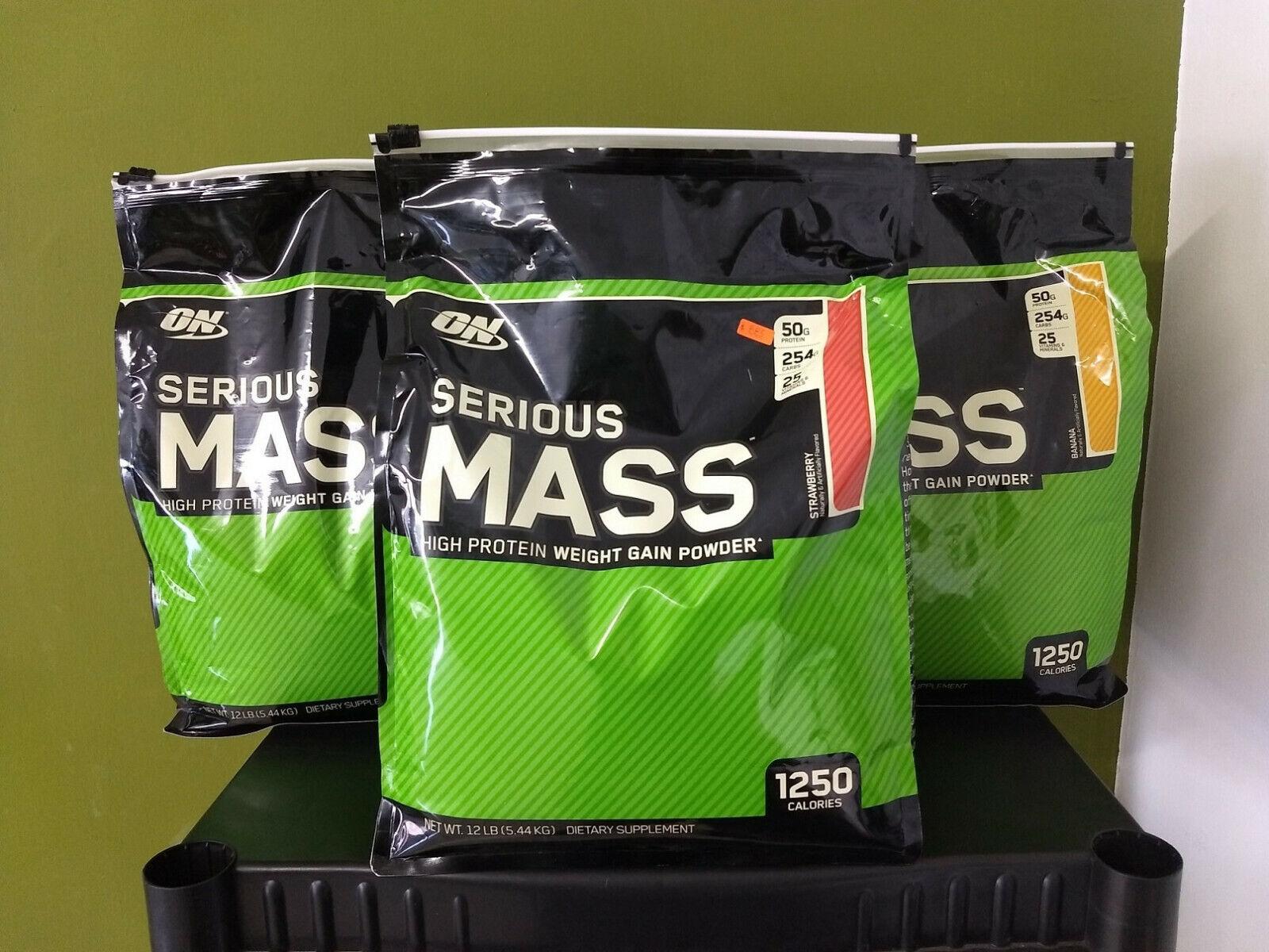 serious mass chocolate 12 lbs free shipping