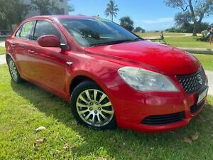 2010 Suzuki Kizashi FR XL Red 6 Speed Constant Variable Sedan Tugun Gold Coast South Preview