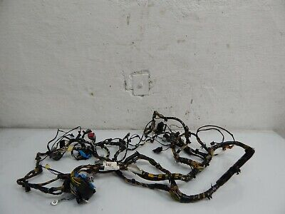 Ford Focus II There Cable Loom Interior Armaturenbrettkabelbaum 4M5T14401 207117