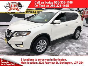 2017 Nissan Rogue SV, Auto, Heated Seats, Back Up Camera, Blueto