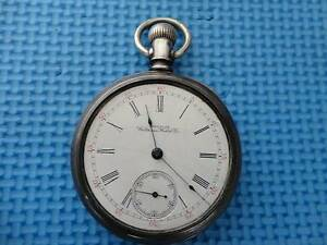 Rare Watham working pocket watch C.1892 Armidale Armidale City Preview