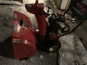 "Craftsman 27"" Snowblower ZERO Rust $450 Firm"