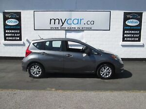 2018 Nissan Versa Note 1.6 SV HEATED SEATS, BACK UP CAM, ALLO...
