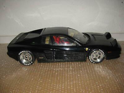 Pocher 1:8 Ferrari 1:8 in schwarz /S543