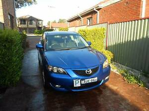 Mazda 3 one lady owner Revesby Bankstown Area Preview