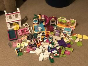 XL lot of LEGO Friends