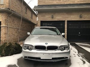 Bmw 7 Series Silver Great Deals On New Or Used Cars And Trucks