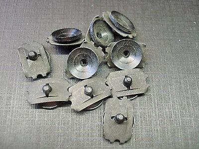 Spring nut name plate snd letter Opel Rekord P1//P2 Rekord 1953//7 Kap 1938-1962