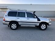 2005 HDJ100R GXL LANDCRUISER TURBO DIESEL LOW KMS Kenwick Gosnells Area Preview