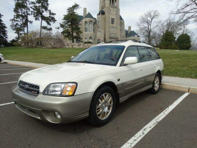 Imagen 1 de Subaru Legacy white