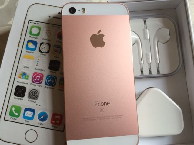 rose gold iphone 5s apple iphone 5s 16gb gold orange smartphone ebay 16036