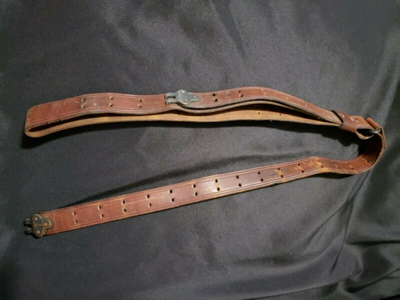 M1907 Style Leather Sling Please Read