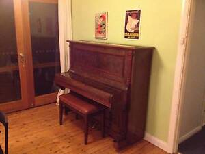 Wooden style piano - MOVING SALE North Lambton Newcastle Area Preview