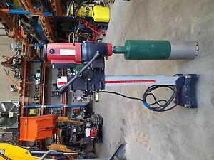 Core drill hire. Tools hire. Excavator hire Ingleburn Campbelltown Area Preview
