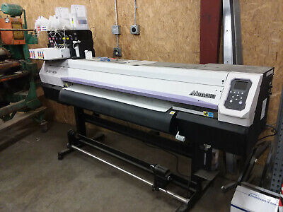 Mimaki Jv150-130 54 Wide Format Sublimation Printer