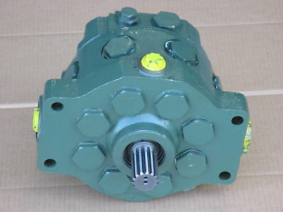 Hydraulic Pump For John Deere Jd 440 Skidder 440a 440b 5010 9950 Cotton 9960