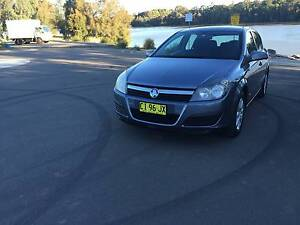 2006 Holden Astra CDX low kms Lansvale Liverpool Area Preview