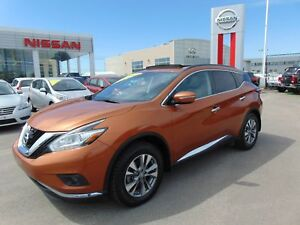 NISSAN MURANO 2015 SV AWD GPS TOIT OUVRANT
