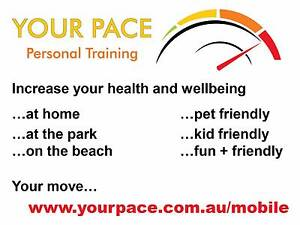 Your Pace Personal Training Rhodes Canada Bay Area Preview