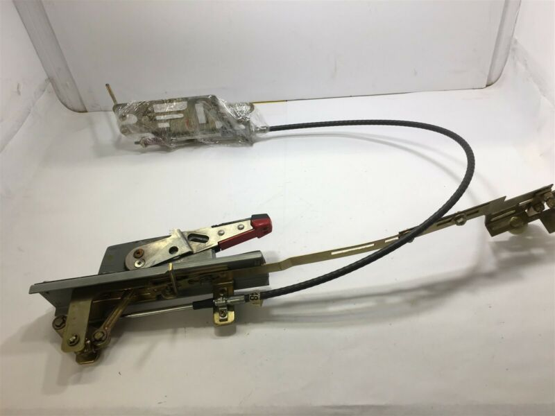 FLEXIBLE CABLE OPERATED DISCONNECT