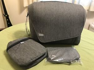 NWT Hie Diaper Bag - $475 retail value!