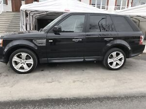 Range Rover 2011 Supercharged
