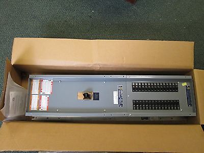 Square D Nqod Main Breaker Panel Nqod430l225cu Interior Panel Only New Surplus