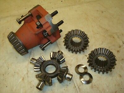 1951 Ford 8n Tractor Rearend Differential Spider Gear Parts