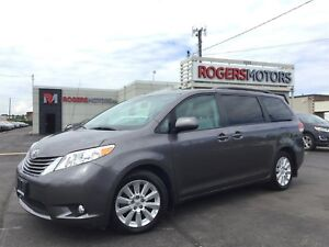 2011 Toyota Sienna XLE - LEATHER - 7 PASS - SUNROOF