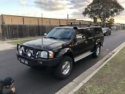 2006 Nissan Navara ST-R (4x4) D22 turbo diesel manual Preston Darebin Area Preview