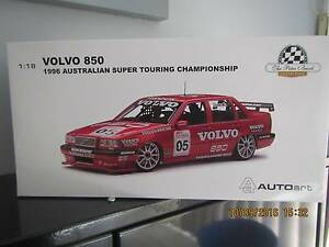 1:18 Scale Peter Brock Volvo 850 Aust. Super Touring Championship Armadale Armadale Area Preview