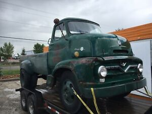 Trades options for my 1955 ford COE