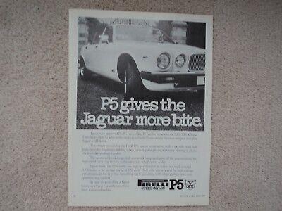 Jaguar XJ12 (Featured in Pirelli Advertisement)   -  1980
