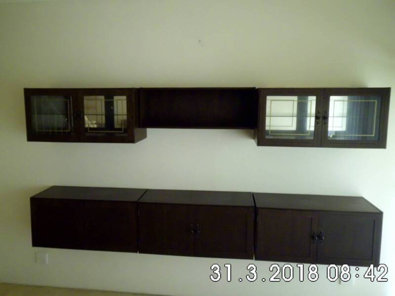 Furniture - Wall Units | Cabinets | Gumtree Australia Gold Coast ...