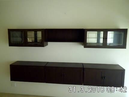 Wall Unit | Cabinets | Gumtree Australia Gold Coast City ...