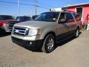 2007 FORD EXPEDITION EL XLT 4WD