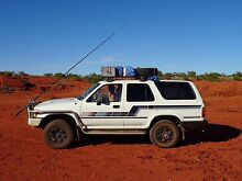 1990 Toyota 4 Runner Wagon Perth CBD Perth City Preview