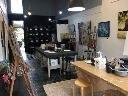 Studio/Creative/Retail Space Available for hire
