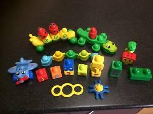Various Lego DUPLO baby toddler toys blocks plane figure