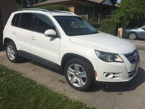 Used VW Tiguan Highline