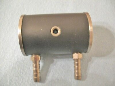 Brookfield Viscometer Sc4-45y Small Sample Adapter Water Jacket Assembly