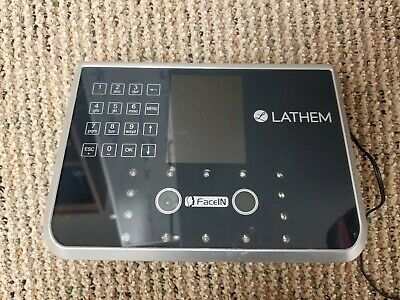 Lathem Time Fr650 - Facein -face Recognition Time Clock System Free Shipping